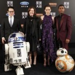 'Star Wars: The Force Awakens' premieres in Shanghai