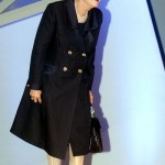 The Thatcher look, from handbag to true blue suits