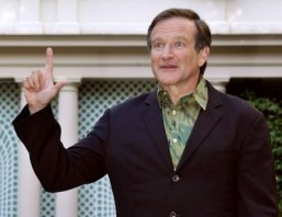 Actor Robin Williams dead from suspected suicide