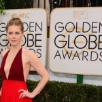 Stars strut on soggy Globes red carpet