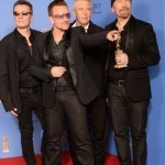 U2 to play Mandela song at Oscars