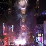 Watch New York's Times Square NYE countdown live on the web