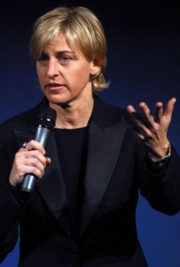 Ellen DeGeneres happy to 'kiss the ground' Down Under