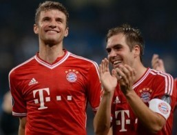Football: German World Cup winners fill Ballon d'Or list