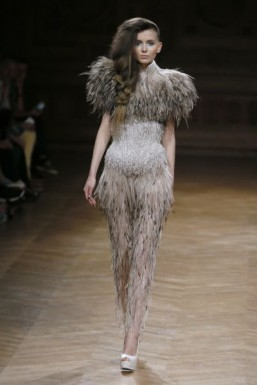 Paris haute couture: highlights from Serkan Cura