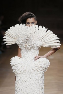 Paris haute couture: divine intervention by Serkan Cura and Ralph & Russo