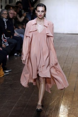 PFW: deconstructed and dressy at Cédric Charlier