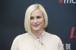 "Patricia Arquette got a Best Supporting Actress Oscar for her role in ""Boyhood"". ©AFP PHOTO / VALERY HACHE"
