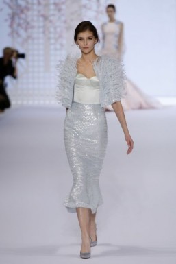 Ralph&Russo, Giambattista Valli and Alexis Mabille rise to the occasion at Haute Couture Week in Paris