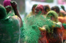 India celebrates the festival of colours