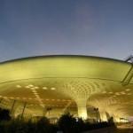 Mumbai unveils arty airport revamp