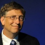 Bill Gates' booklist: an imagewall