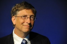 Bill Gates says progress made on new super-thin condom