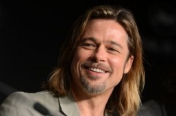 "Brad Pitt is reportedly in producers' sights for the second season of ""True Detective."" ©AFP PHOTO / ANNE-CHRISTINE POUJOULAT"