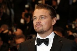 "Leonardo DiCaprio was recently seen in Baz Luhrmann's ""The Great Gatsby."" ©FP PHOTO / VALERY HACH"