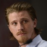 Garrett Hedlund preparing to persecute Peter Pan