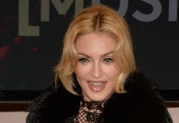 At age 55, Madonna is also working on her 13th studio album. ©AFP PHOTO / Robyn Beck
