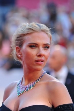 US actress Scarlett Johansson ©AFP PHOTO / TIZIANA FABI