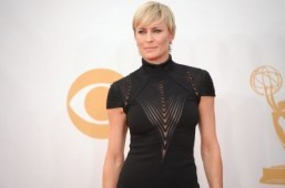 US actress Robin Wright ©AFP PHOTO / Robyn Beck