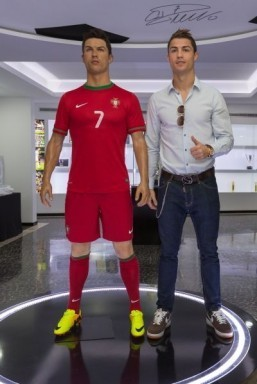 Football: Ronaldo opens his own museum