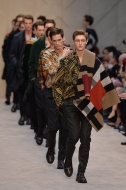 Fashion week: music from the London men's shows