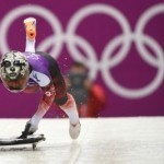 Olympics: Bouncers, ballerinas, cheese-grater find skeleton home