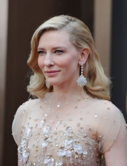 Cate Blanchett ©AFP PHOTO / Robyn BECK
