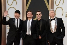 Take two from U2 with film version of album