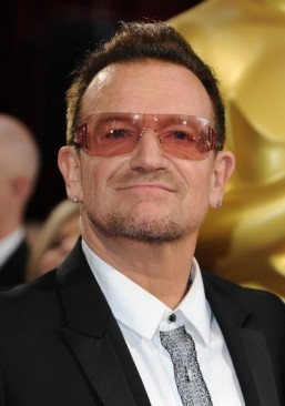 Bono says may never play guitar again after bike fall