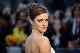 New graduate Emma Watson has been a topic of conversation on social networks over the past week. ©AFP PHOTO/BEN STANSALL