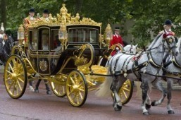 Queen's new state coach encapsulates British history