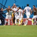 Team USA World Cup match scores with American viewers