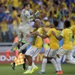 Twitter record smashed by Brazil v Chile World Cup match