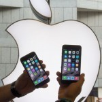 Apple takes a bite out of Android smartphone shipments