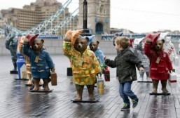 Film sparks Paddington Bear revival in London