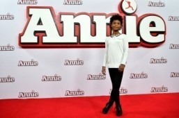 Oscar nominee Wallis shines in 'Annie' remake