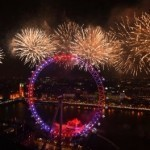 New Year celebrations around the world: London