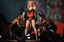 Madonna releases dates for 'Rebel Heart' tour