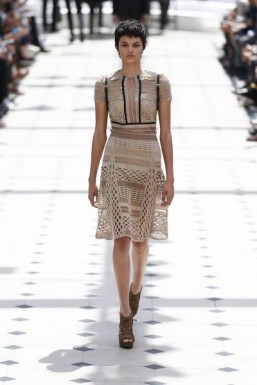 Burberry Prorsum previews Womenswear collection at London Collections: Men