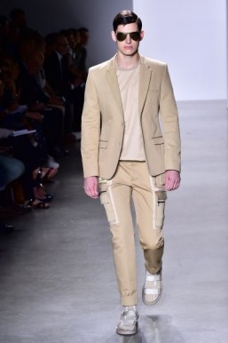 New York launches its first men's fashion week