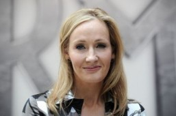 "J.K. Rowling of ""Harry Potter,"" ""The Cuckoo's Calling"" and ""The Silkworm"" ©AFP PHOTO / CARL COURT"