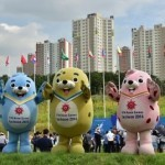 Asian Games: Sports and participating countries