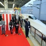 Japan's 'shinkansen' bullet train marks 50th birthday