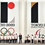 Olympics: Tokyo Games logos unveiled amid stadium row