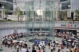 Tim Cook says Apple to open 25 new China stores in next two years: report