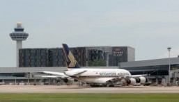 Singapore to double capacity of Changi Airport