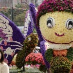 Nature fans get green fix at Hong Kong flower show
