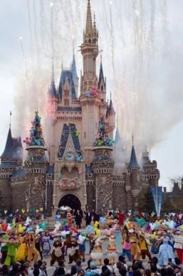 Tokyo Disneyland celebrates 30th anniversary