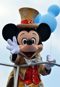 A new deal authorizes Dish to make available shows from Disney's channels live and on demand over the Internet. ©AFP PHOTO / Yoshikazu TSUNO