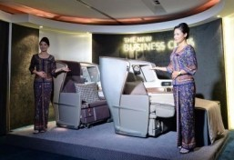 Singapore Airlines upgrades cabins amid stiff rivalry